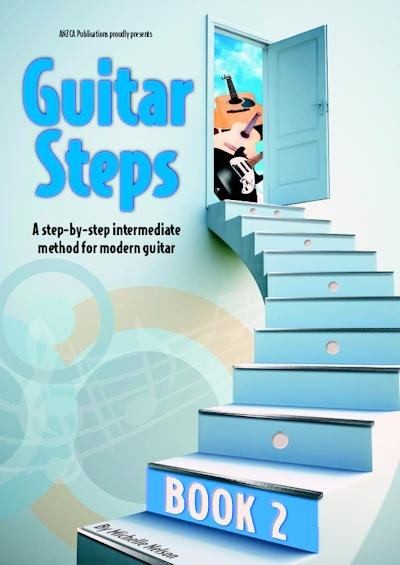 ANZCA Guitar Steps Book 2