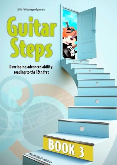 ANZCA Guitar Steps Book 3
