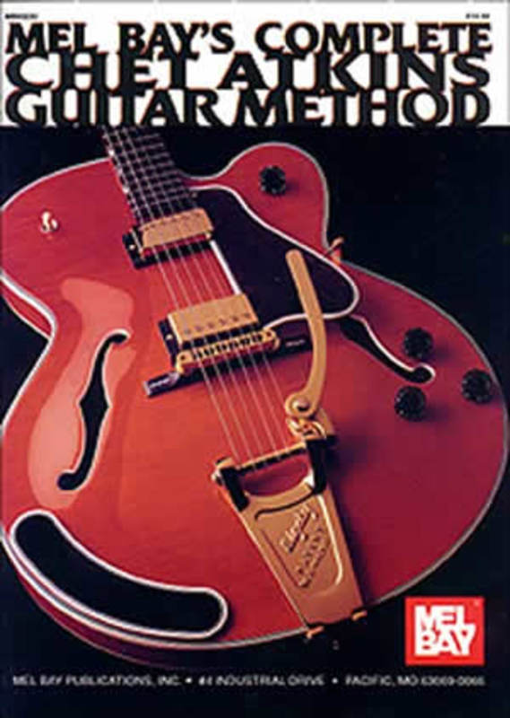 Complete Chet Atkins Guitar Method