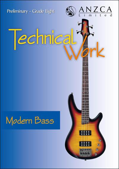 ANZCA Technical Work - Modern Bass
