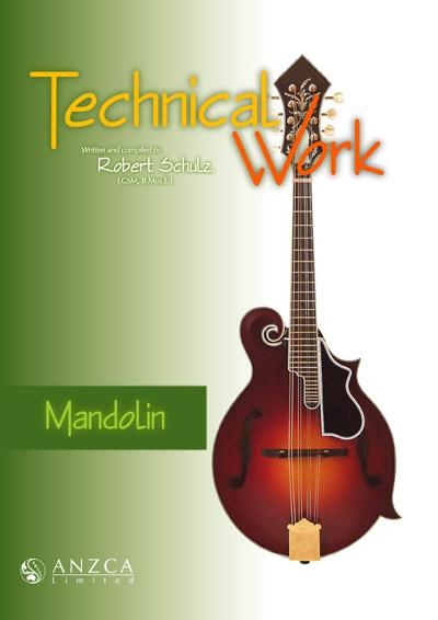 ANZCA Technical Work - Mandolin