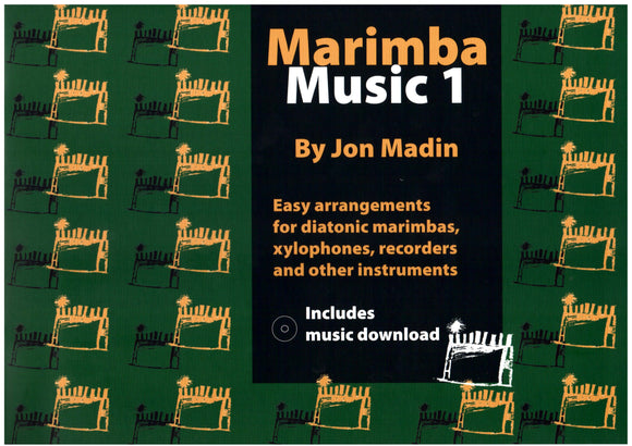 Marimba Music 1 by John Madin