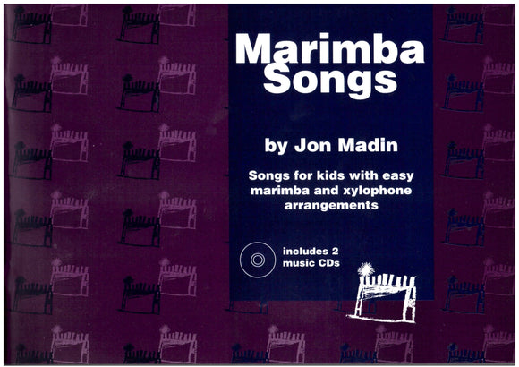 Marimba Songs by John Madin