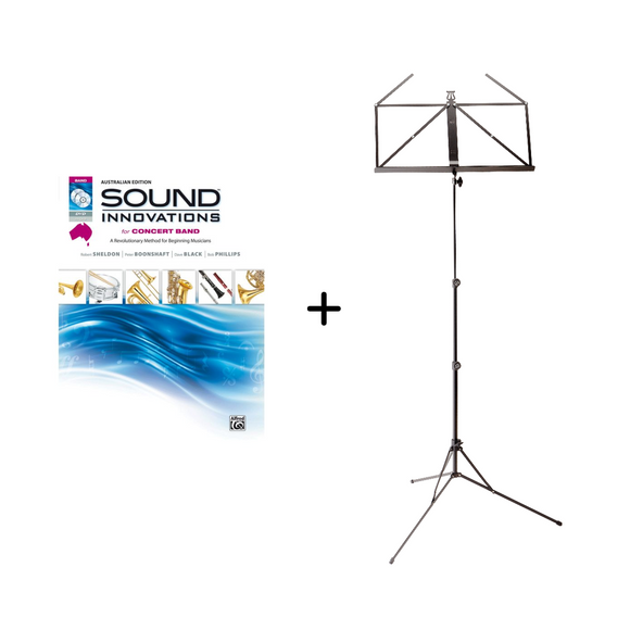 Book and/or Music Stand Only