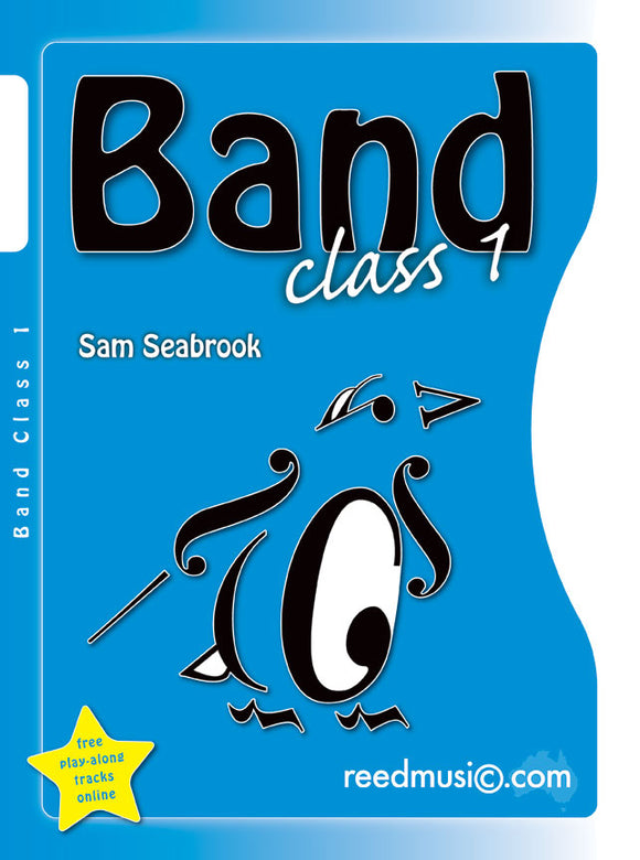 Band Class 1 - The Australian Band Method