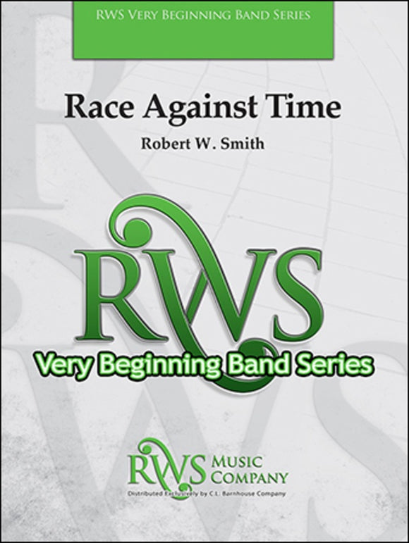 Race Against Time - arr. Robert W. Smith (Grade 0.5)