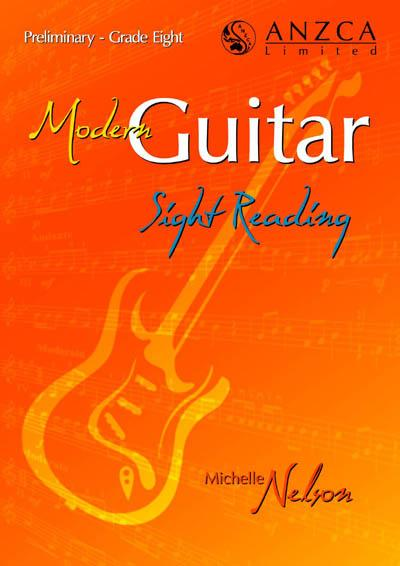 ANZCA Sight Reading - Modern Guitar (All Grades)
