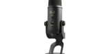 Blue Yeti Studio USB Microphone w/Recording Software (Black)