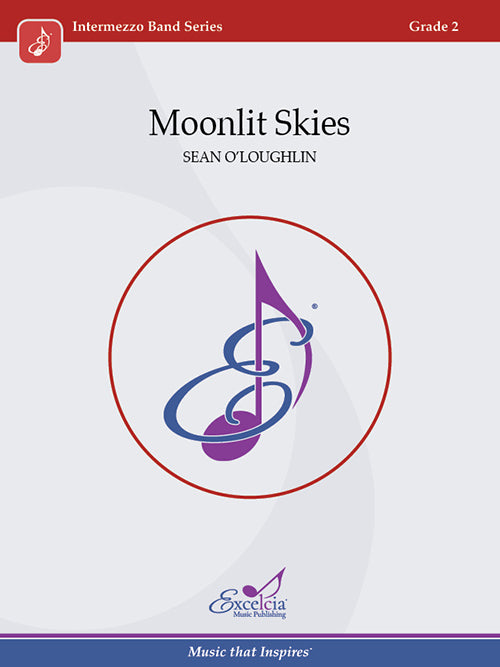 Moonlit Skies - arr. Sean O'Loughlin (Grade 2)