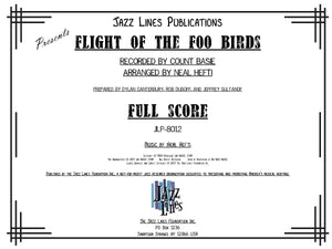 Flight of the Foo Birds - arr. Neal Hefti (Grade 5)