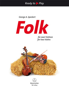 Folk for Two Violins