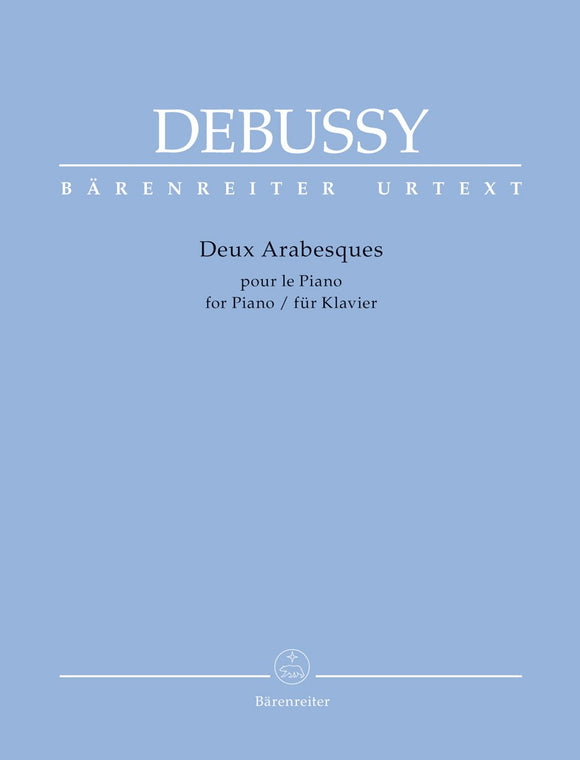 Debussy: Deux Arabesques for Piano
