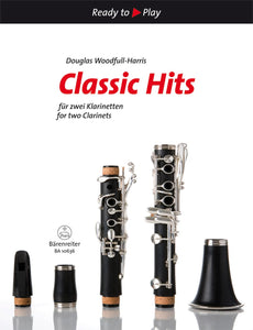 Classic Hits for Two Clarinets