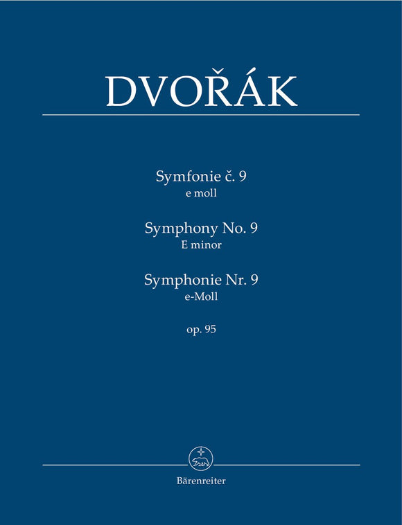 Dvořák: Dvorak Symphony No 9 in E Minor - Study Score