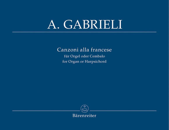 Gabrieli: Organ & Keyboard Works - Book 5