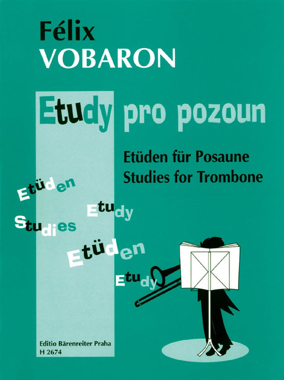 Vobaron : Studies for Trombone