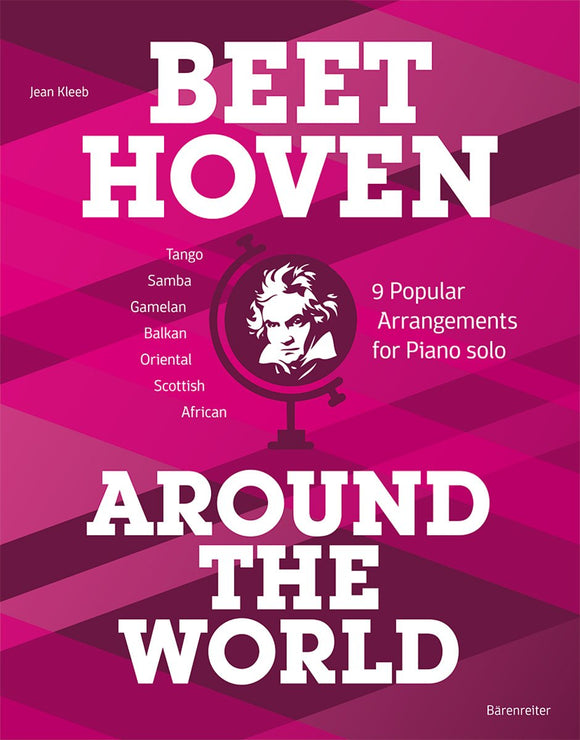 Kleeb : Beethoven Around the World for Piano Solo