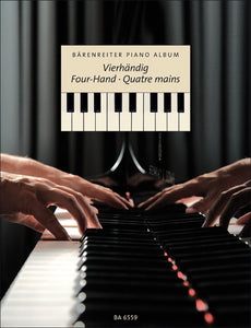 Piano Album for Four Hands - Piano Duet