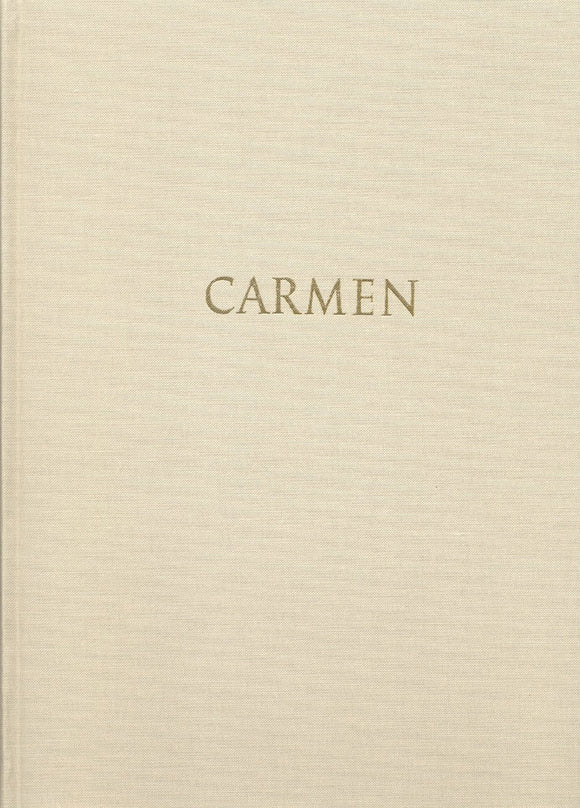 Bizet: Carmen - Full Score (Cloth Bound)