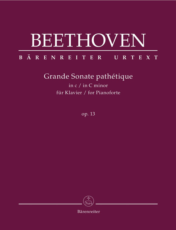 Beethoven: Piano Sonata in C Minor Op 13 - Pathetique