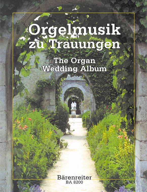 Organ Wedding Album
