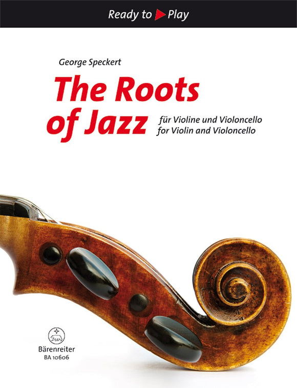 Roots of Jazz for Violin & Cello
