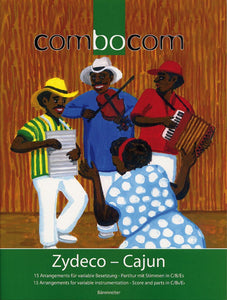 Zydeco-Cajun - Combocom Flexible Ensemble