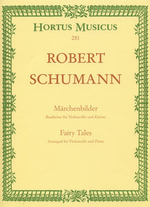 Schumann: Fairy Tales Op 113 for Cello & Piano