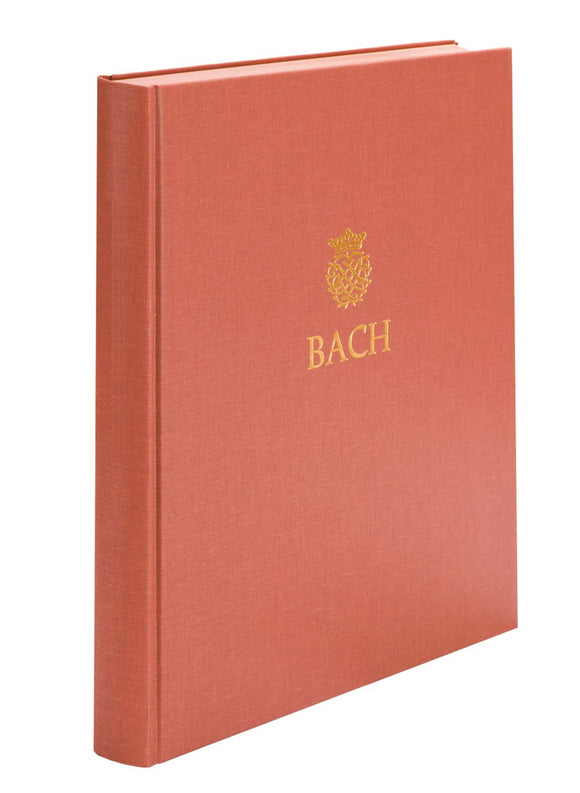 Bach: Cantatas 12, 103 & 146 - Full Score (Cloth Bound)
