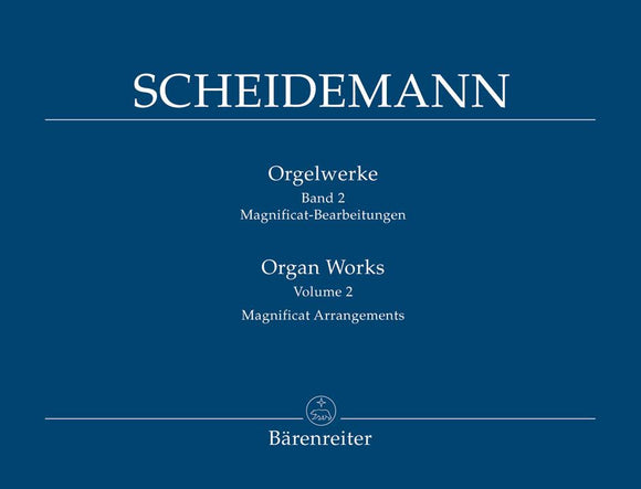 Scheidemann: Organ Works - Book 2