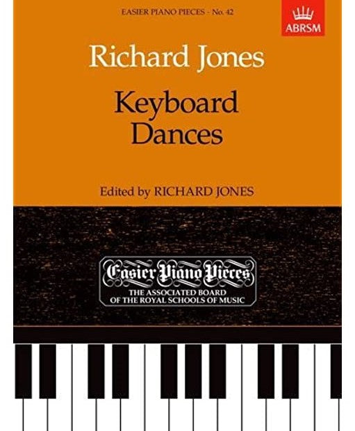 Jones: Keyboard Dances