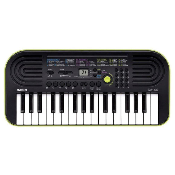 Casio SA-46 Mini Keyboard for Kids
