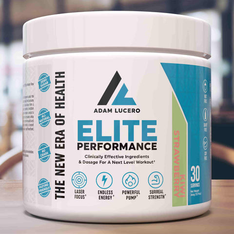 Elite Performance: Profoundly Boosted Workout Performance