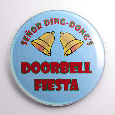Senior Ding Dong's Doorbell Fiesta - The Simpsons