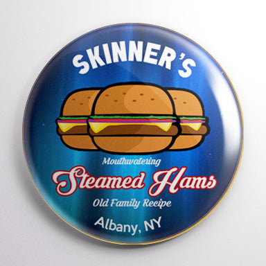 Skinner's Steamed Hams - The Simpsons