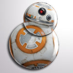 BB-8 Star Wars Double Button Set