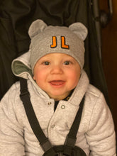 Load image into Gallery viewer, Beanie Bear Hat - Grey