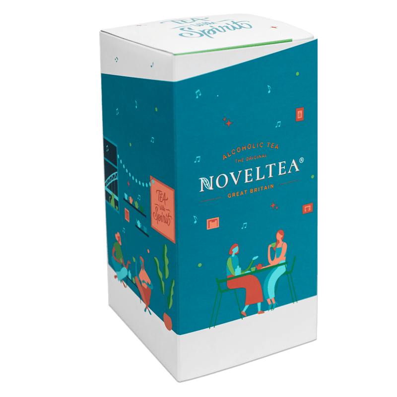 NOVELTEA UK Gift Box for Classic 70CL Bottle