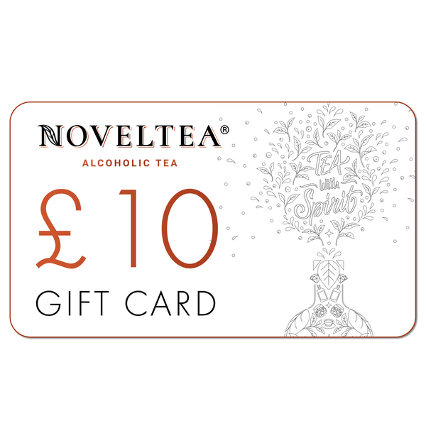 NOVELTEA UK NOVELTEA Gift Card £10