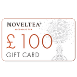 NOVELTEA UK NOVELTEA Gift Card £100
