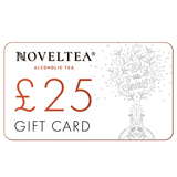 NOVELTEA UK NOVELTEA Gift Card £25