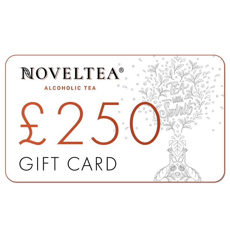 NOVELTEA UK NOVELTEA Gift Card £250