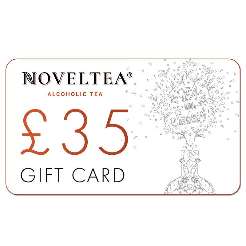 NOVELTEA UK NOVELTEA Gift Card £35
