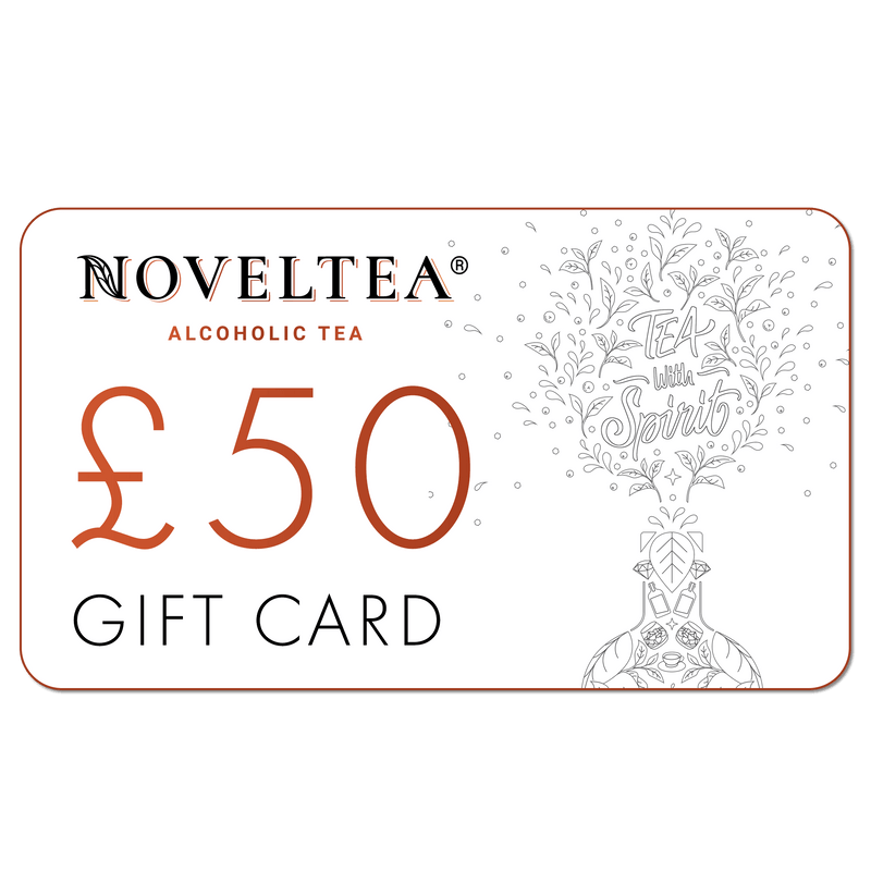 NOVELTEA UK NOVELTEA Gift Card £50