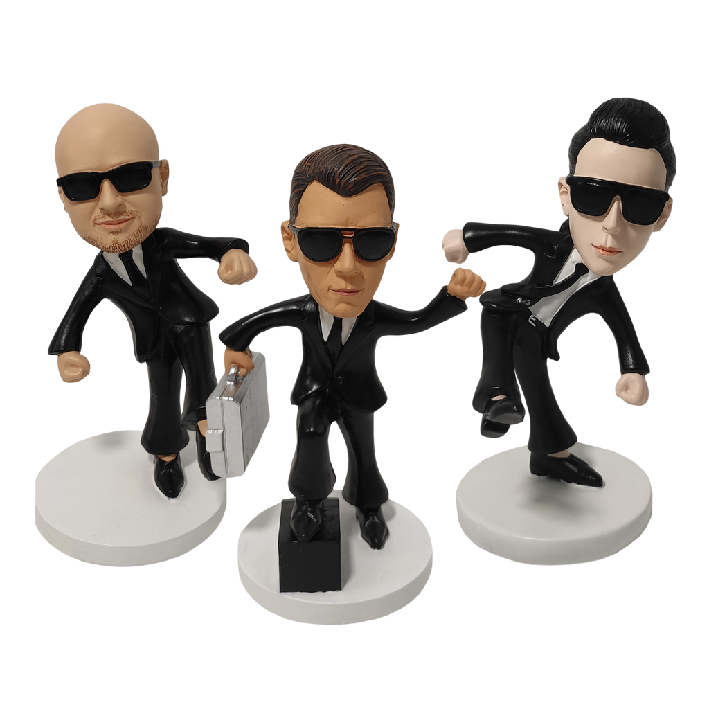 Set of 3 Puscifer Figurines