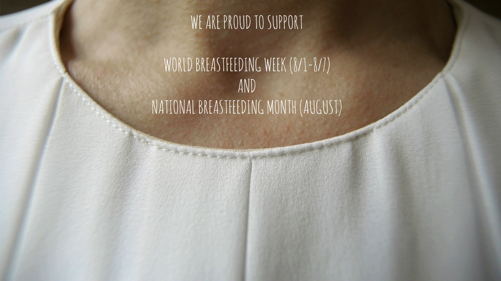 Celebrating the National Breastfeeding Month of August