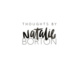 'Thoughts by Natalie Borton' featuring Mitera