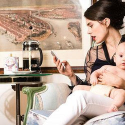 Nutritional Entrepreneur Ashly Yashchin on Motherhood and Starting a Business