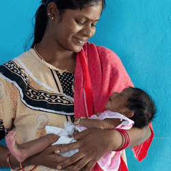 A Story From Our Giving Partner: Lata and Baby
