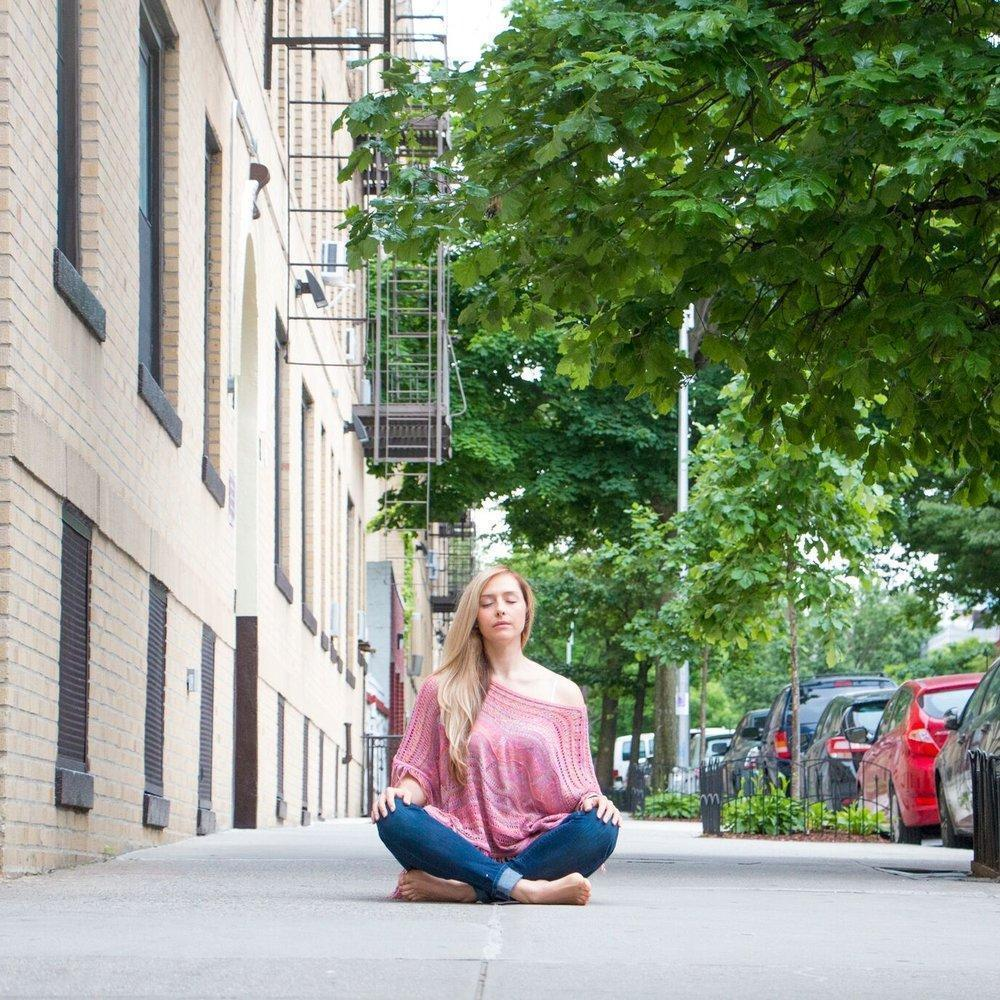 Meditating a Motherhood Life